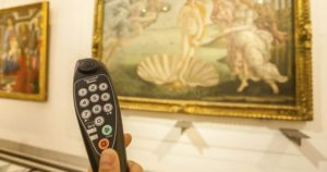 Musée Italie audioguide BASIC